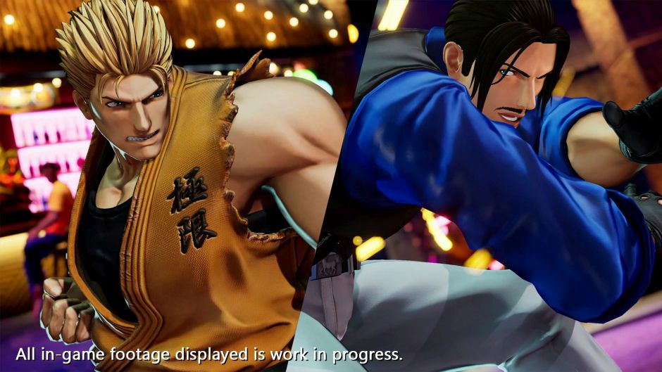 El equipo de Art of Fighting se une a King of Fighters 15