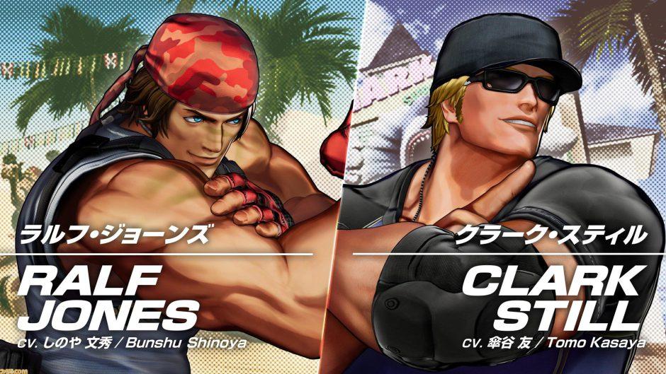 El Team Ikari ya está completo en King of Fighters 15
