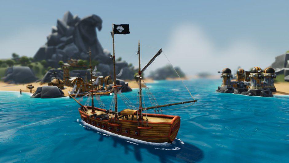 Surca los mares en King of Seas, ya disponible en Xbox