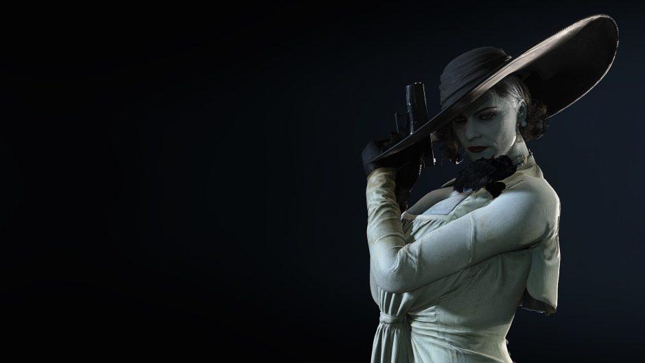Lady Dimitrescu llega a Resident Evil 3 Remake de PC