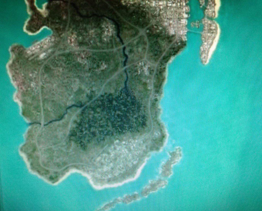 Los fans dudan de la reciente filtración del mapa de GTA 6 basado en Vice City - Se filtra el supuesto mapa de GTA 6, el cual nos trasladaría a zonas ya conocidas en anteriores entregas de la saga.