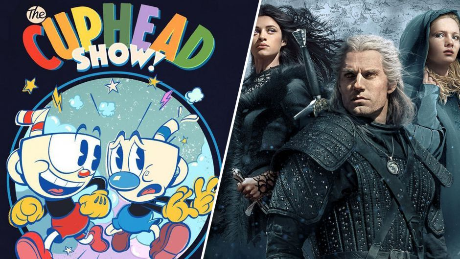 Netflix anticipa novedades de The Cuphead Show! y The Witcher