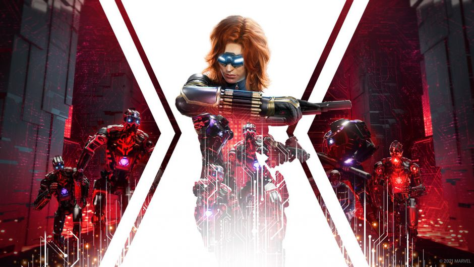 Marvel's Avengers activa su nuevo evento Red Room Takeover