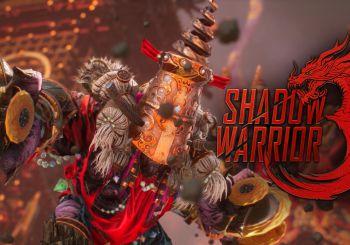 Shadow Warrior 3 incorporará varias novedades