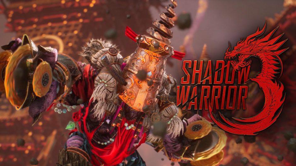 Nuevo trailer de Shadow Warrior 3 que muestra sus increíbles enemigos