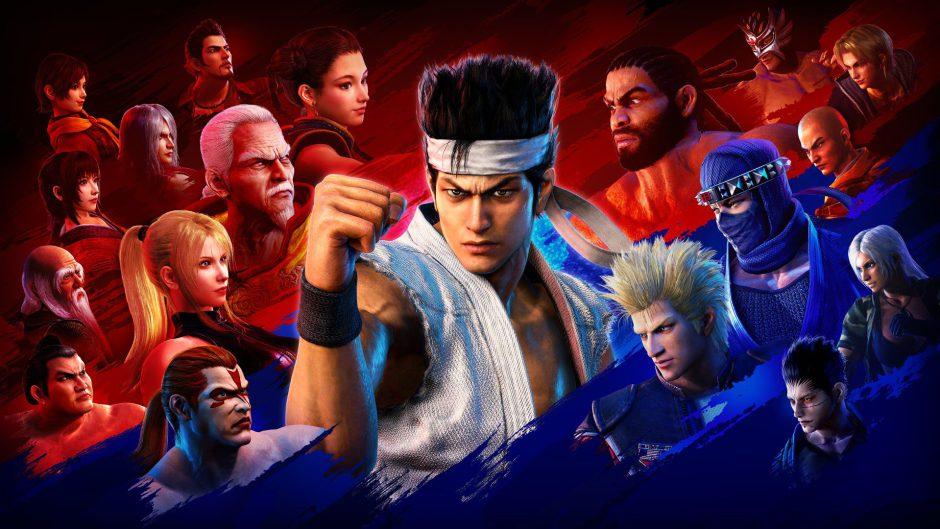 Virtua Fighter llega al mundo de los eSports