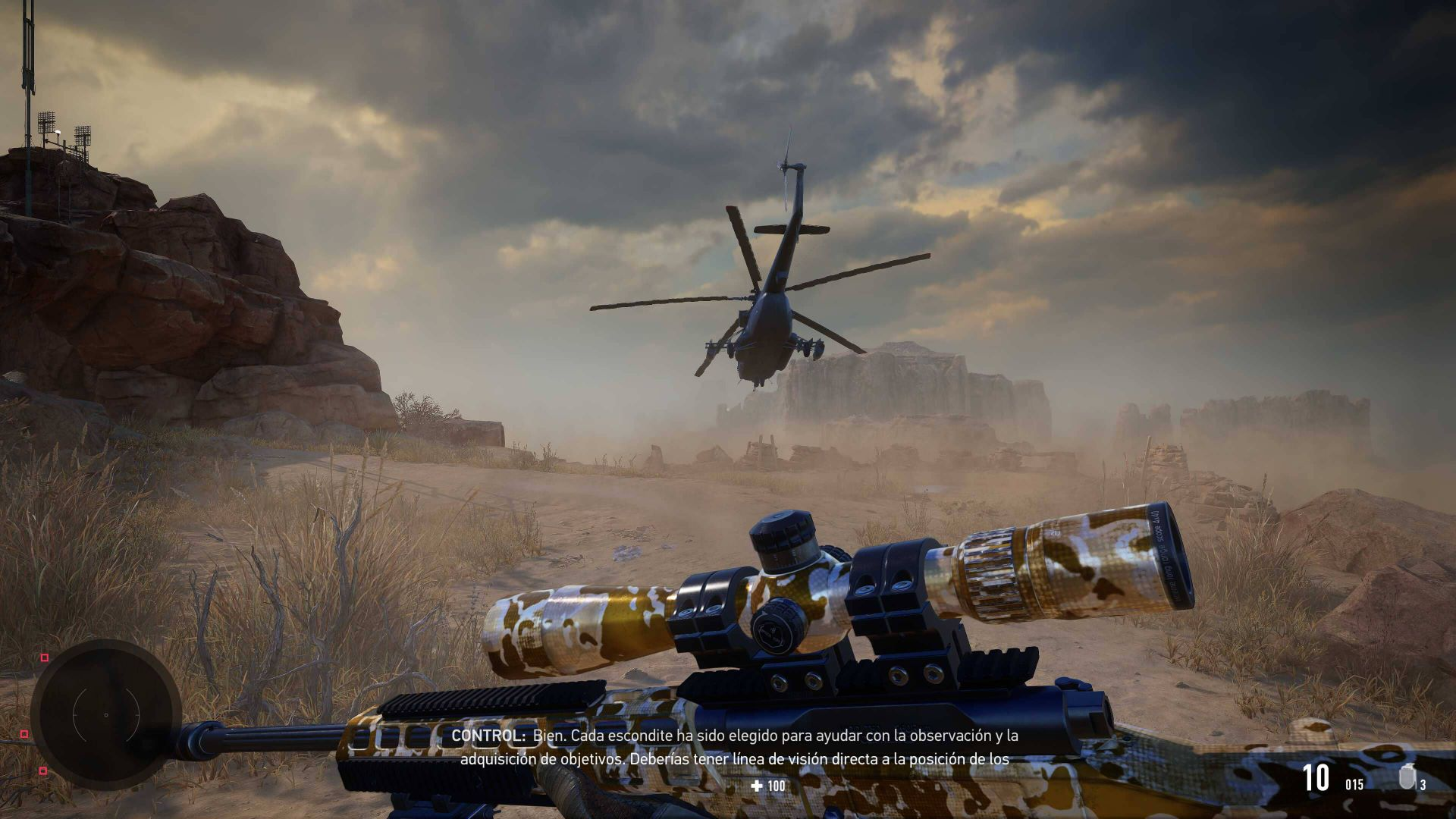 Analisis Sniper Ghost Warrior Contracts 2