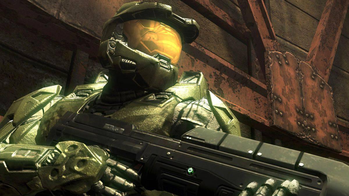 343 ficha al creador del mod para VR de Halo