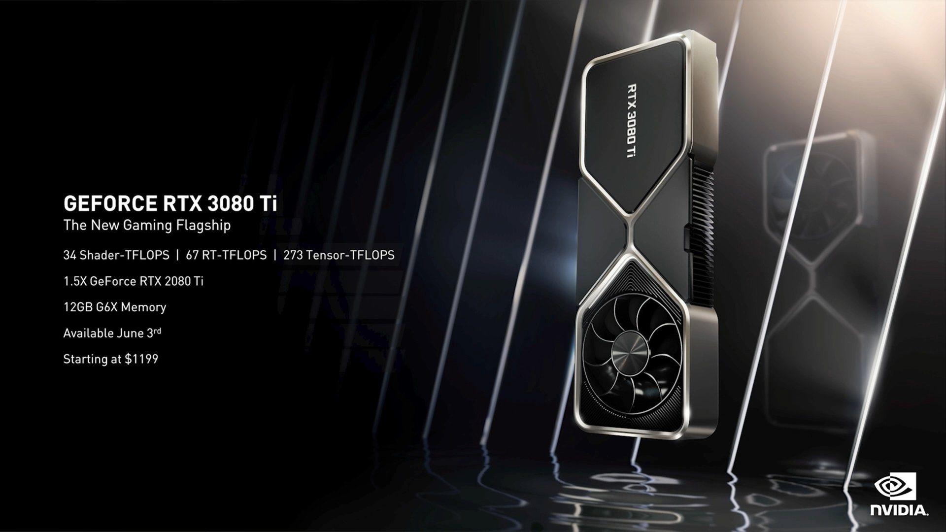 GeForce 3080 Ti - NVIDIA