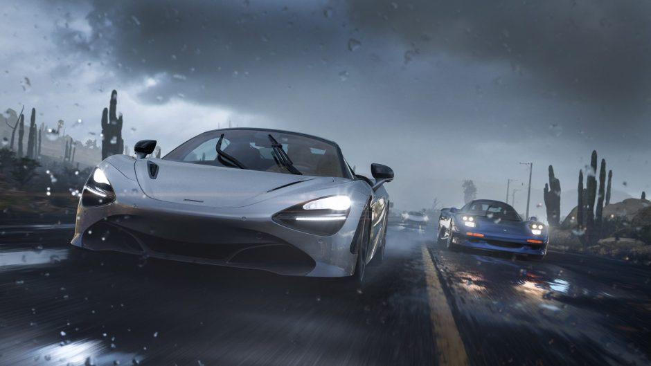 Podrás convertirte en un cazador de tormentas en Forza Horizon 5