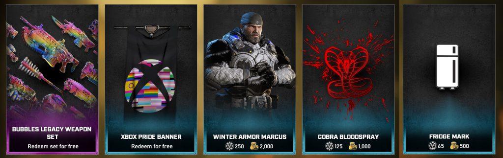 La nueva actualización semanal para Gears 5 ya está disponible - The Coalition ya ha lanzado la nueva actualización semanal para el multijugador de Gears 5, la cual viene con unas cuantas novedades.
