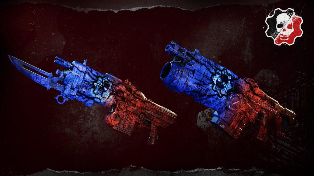 Reveladas nuevas skins de recompensa por ver partidos de eSports de Gears 5 - Se han revelado nuevas skins que se conseguirán por ver partidos de las ligas competitivas de eSports de Gears 5.