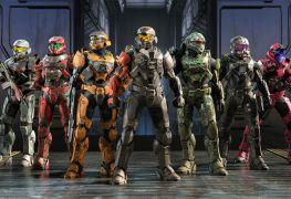 Esta es la primera partida multijugador completa de Halo Infinite en Xbox Series X