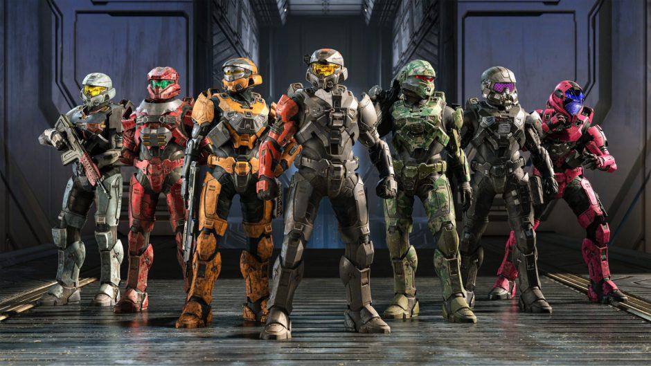 Nueva comparativa de los tráilers multijugador de Halo Infinite y Halo 5 Guardians