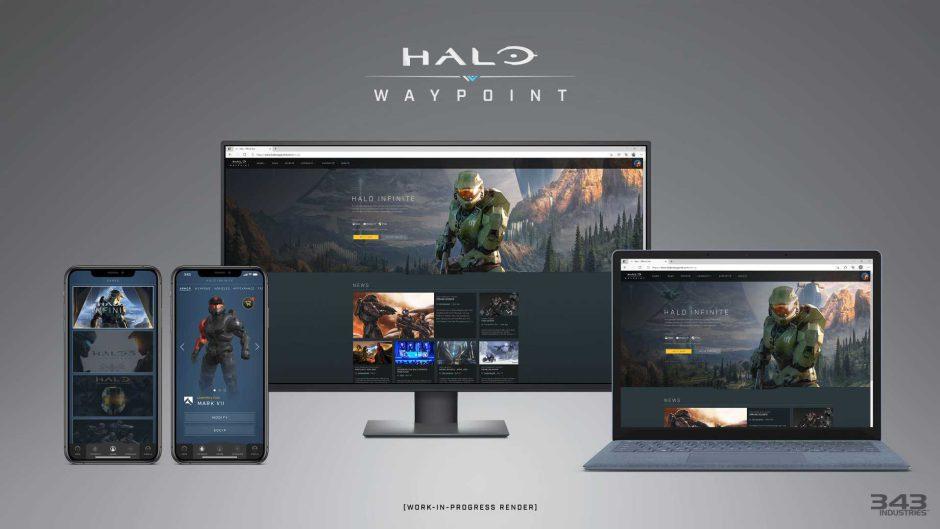 Halo Infinite: Podrás personalizar a tu Spartan desde el móvil