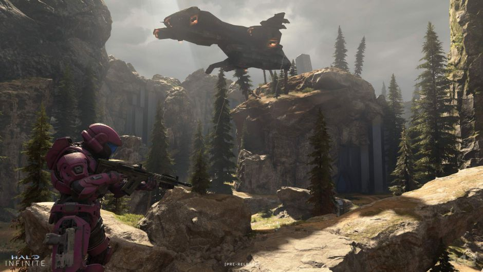 """Tiembla Skynet: Los Bots de Halo Infinite son capaces de hacer """"Teabag"""""""