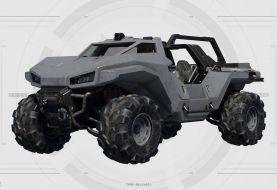 Un usuario prueba el sistema de daño dinámico en vehículos de Halo Infinite