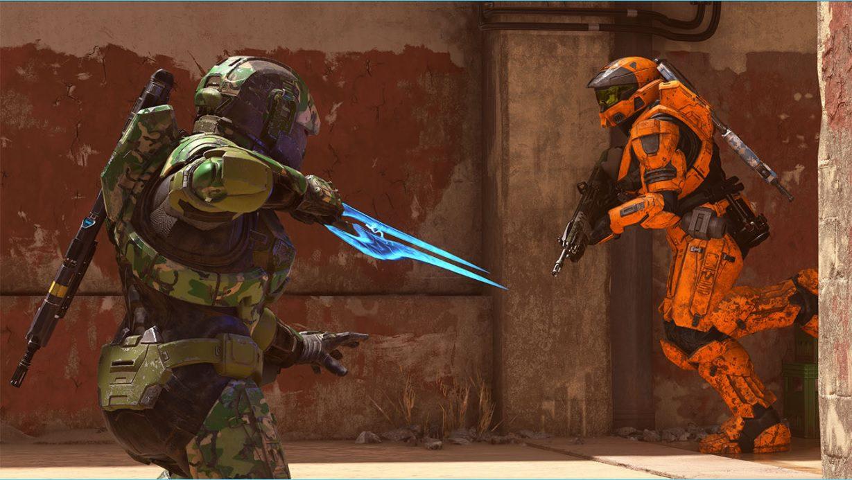 Se revelan nuevas imágenes del multijugador de Halo Infinite - Revelada una tanda de imágenes del apartado multijugador de Halo Infinite, el cuál llegará en forma de free to play en otoño.