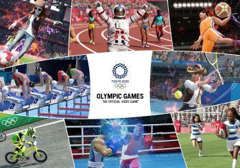 Análisis de Juegos Olímpicos Tokio 2020: El Videojuego Oficial