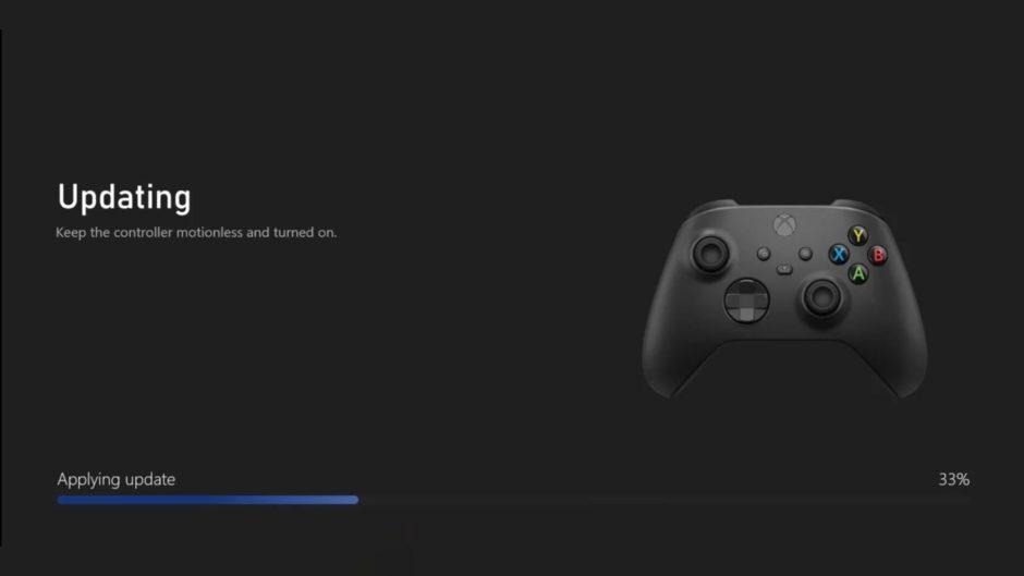 Ya disponible la nueva actualización del mando de Xbox Series