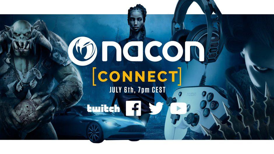 Nacon también tiene mucho que anunciar: La 'Nacon Direct' será el 6 de julio