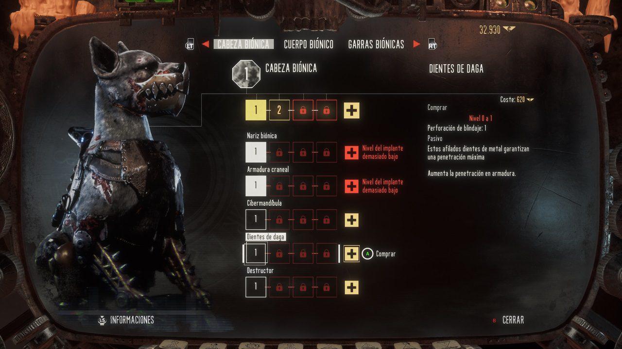 Análisis de Necromunda: Hired Gun