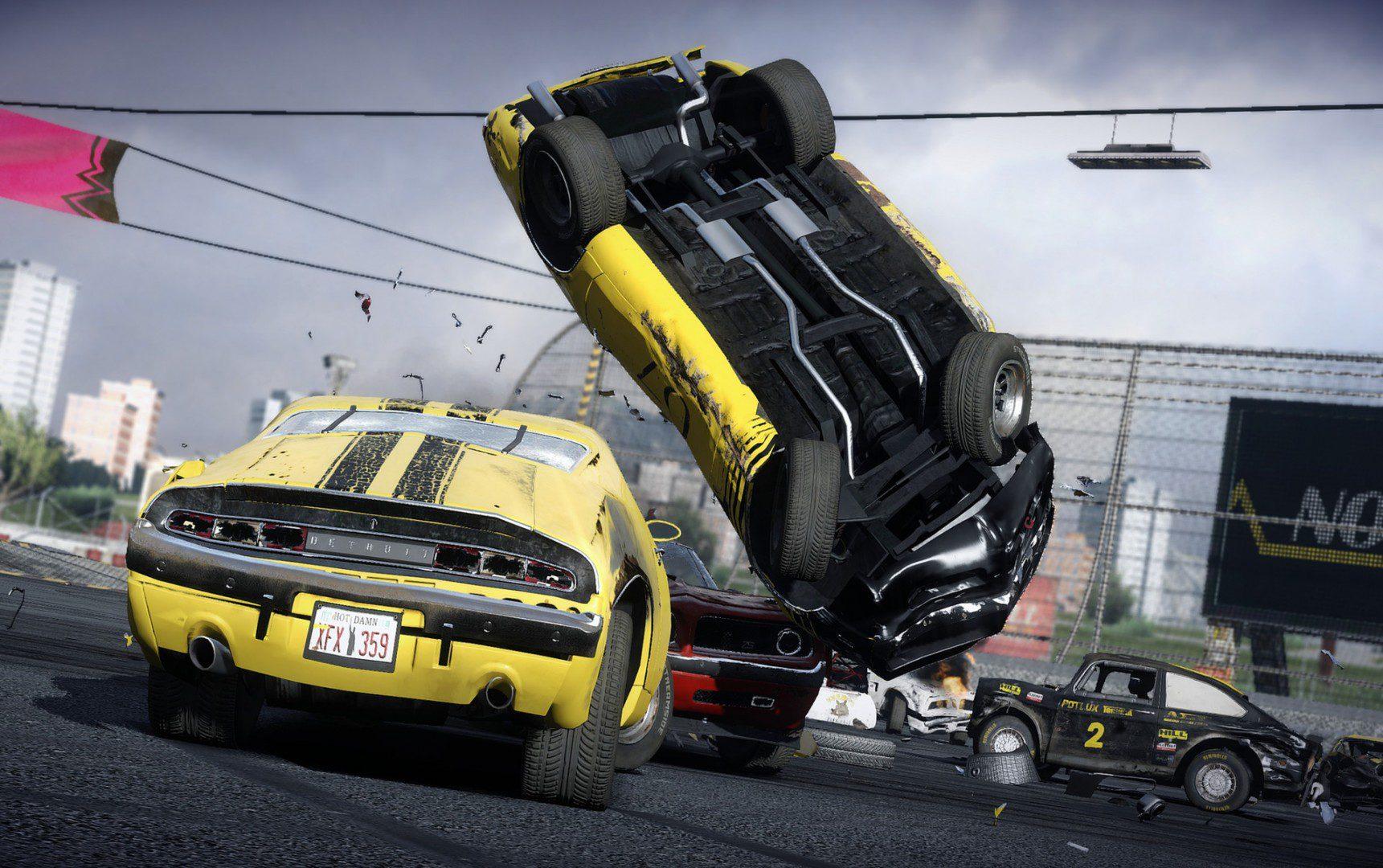 Análisis Wreckfest para Xbox Series X - Hoy os traemos el análisis de Wreckfest, un juego de coches hecho por y para la diversión que nos va a dar muchas horas de diversión y que se actualiza oficialmente para esta generación.
