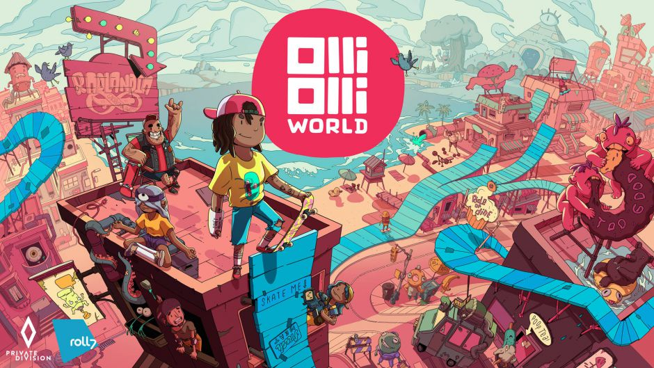 Primeras impresiones de OlliOlli World: Un auténtico salto de calidad