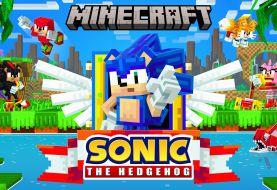 Sonic the Hedgehog ya está disponible en Minecraft