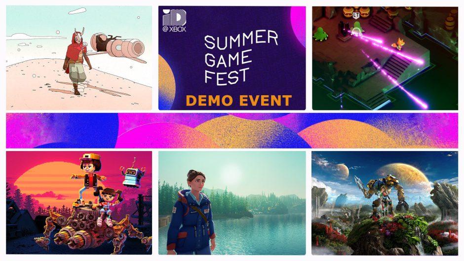 Más de 40 demos gratis de nuevos títulos en el Xbox Summer Game Fest