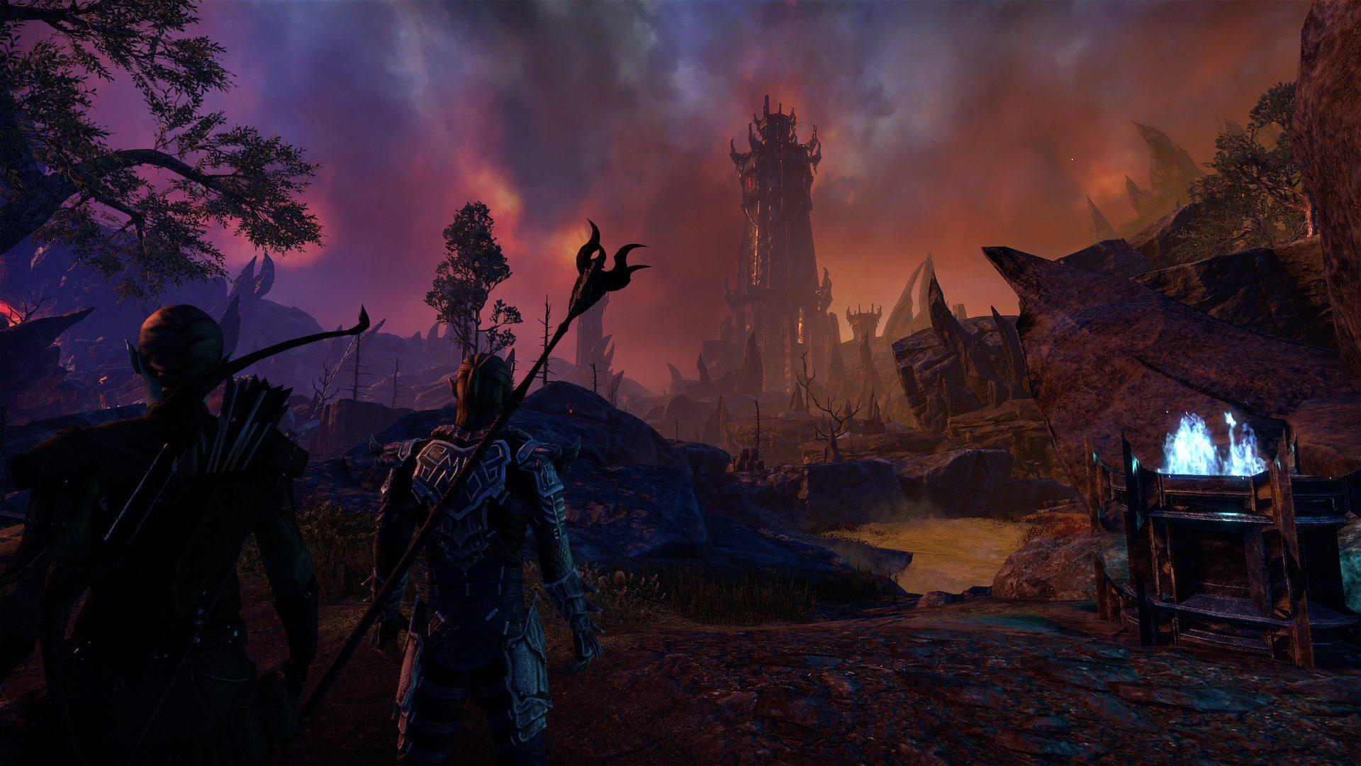 Impresiones de The Elder Scrolls Online: Blackwood y su actualización para Xbox Series X|S - Analizamos en profundidad la última expansión de Elder Scrolls Online llamada Blackwood, además de probar la nueva actualización para Xbox Series X|S.