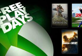 Estos 3 juegazos llegan este fin de semana a los Free Play Days