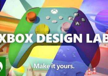 Xbox Design Lab está de vuelta, personaliza el mando de tus sueños