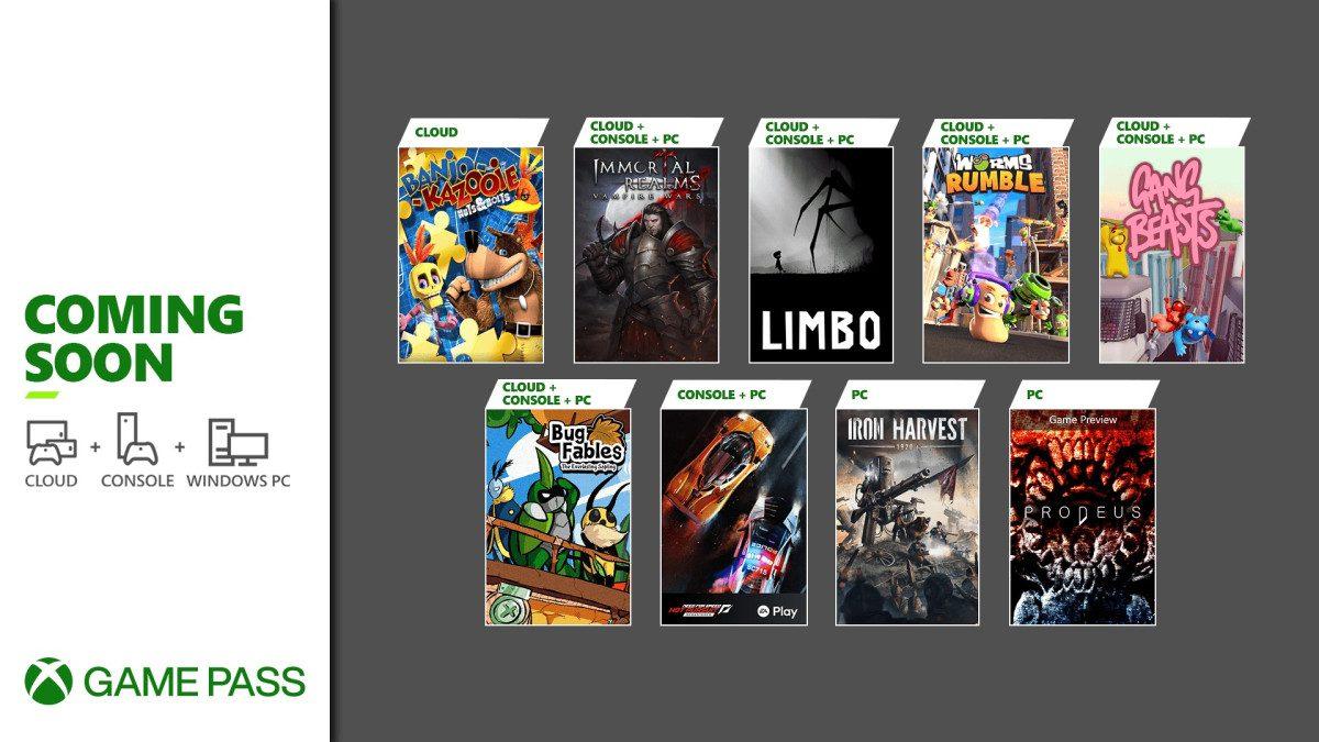 Todo esto llegará al Xbox Game Pass en los próximos días - Ya conocemos los próximos títulos que llegarán a Xbox Game Pass en la segunda mitad del mes de junio y comienzos de julio para nuestras consolas Xbox, PC y Android.