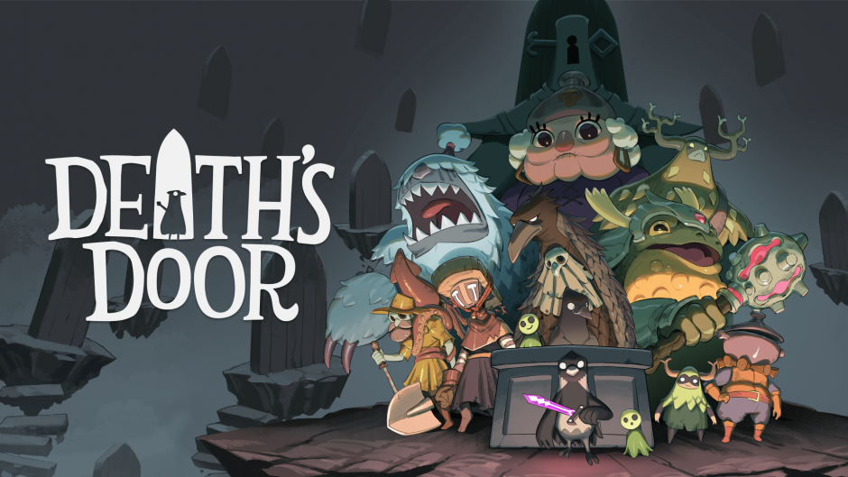 No te pierdas el genial tráiler de Death's Door para Xbox y PC