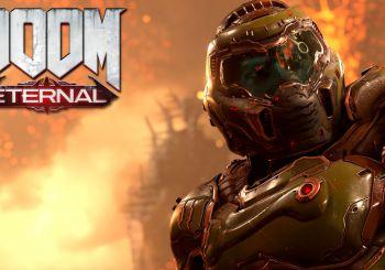 Ya disponible la brutal mejora para DOOM Eternal en Xbox Series con ray tracing