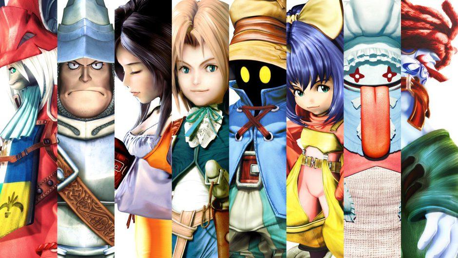 La filtración de Nvidia GeForce Now menciona el remake de Final Fantasy 9 y más