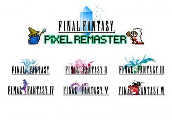 La remasterización de Final Fantasy Pixel podría llegar a más plataformas