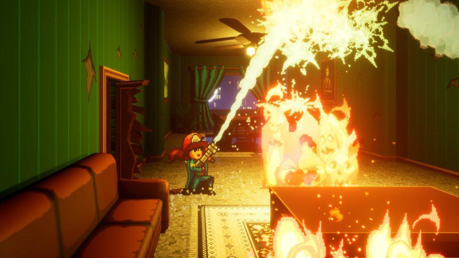 Firegirl anuncia su llegada a Xbox este 2021