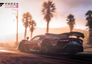 Ya disponible la pre-instalación de Forza Horizon 5