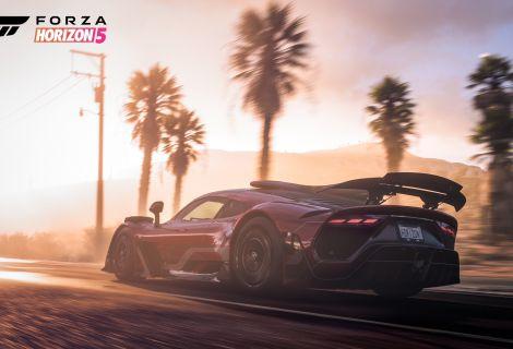 Forza Horizon 5 tiene el mayor mundo abierto de la franquicia con 11 biomas distintos