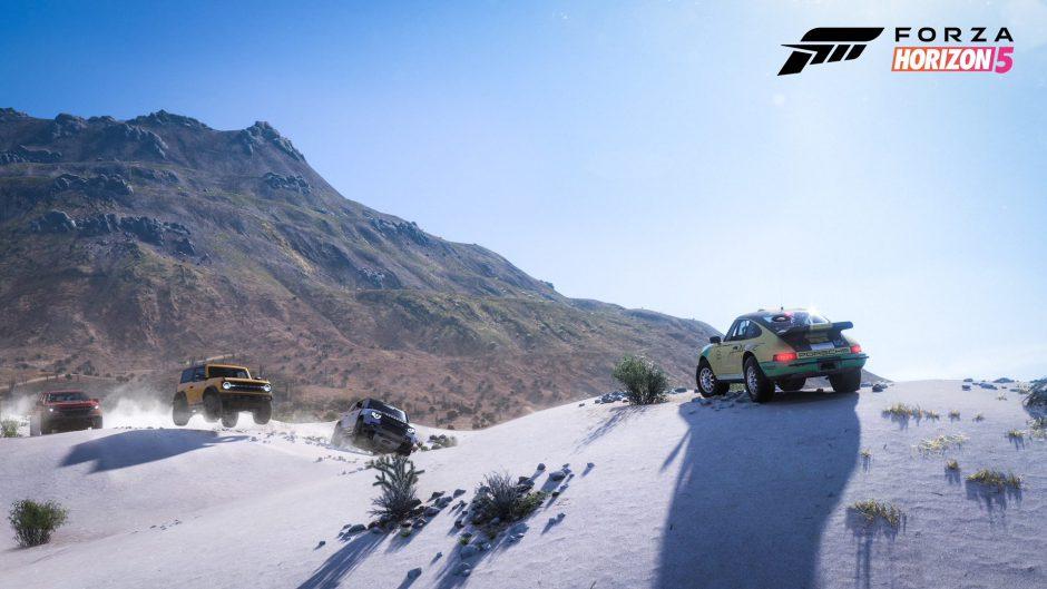 Forza Horizon 5 será la mejor experiencia de la saga