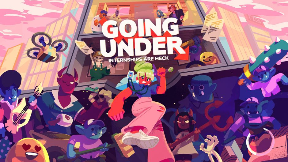 Going Under se cuela en Xbox Game Pass a finales de mes