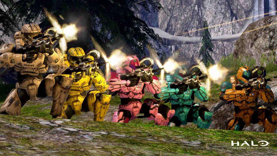 Halo: The Master Chief Collection podría aumentar su número de jugadores de 16 hasta 40 o 60 personas