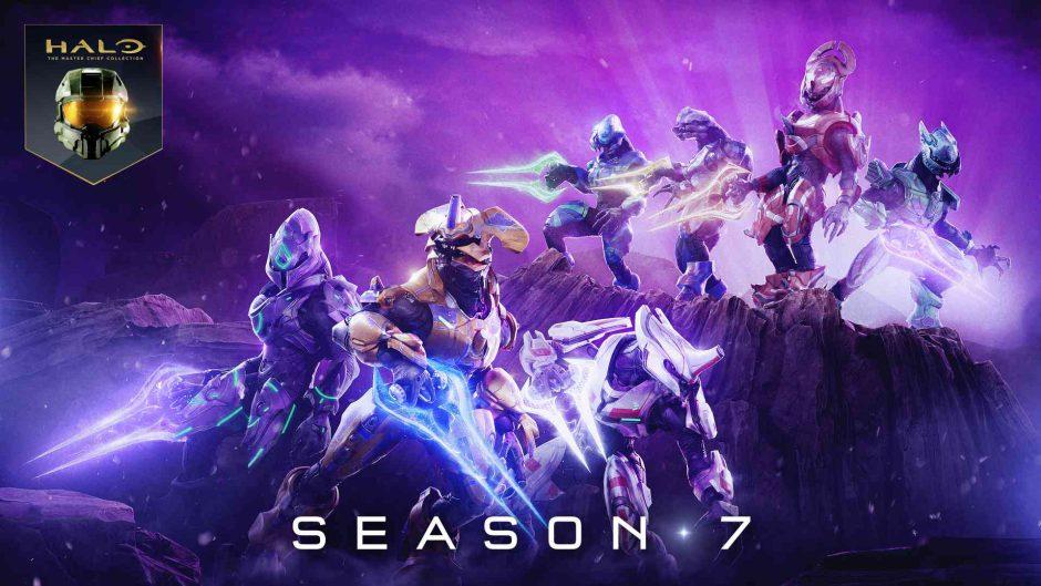 La temporada 7 de Halo: The Master Chief Collection ya está disponible