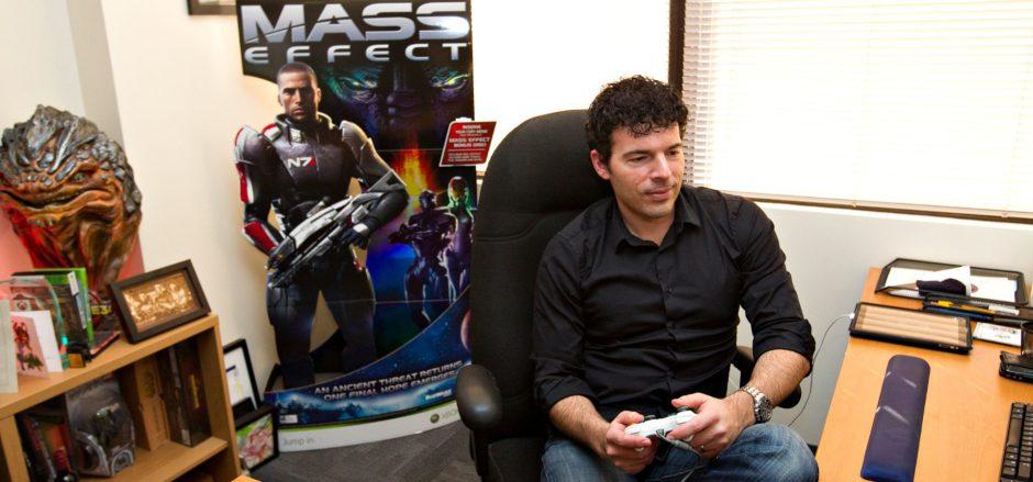 Casey Hudson revela su nuevo estudio Humanoid Studios
