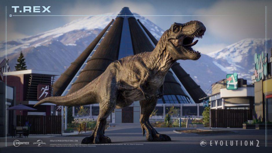 Jurassic World Evolution 2 nos dará más libertad y espacio para nuestros parques