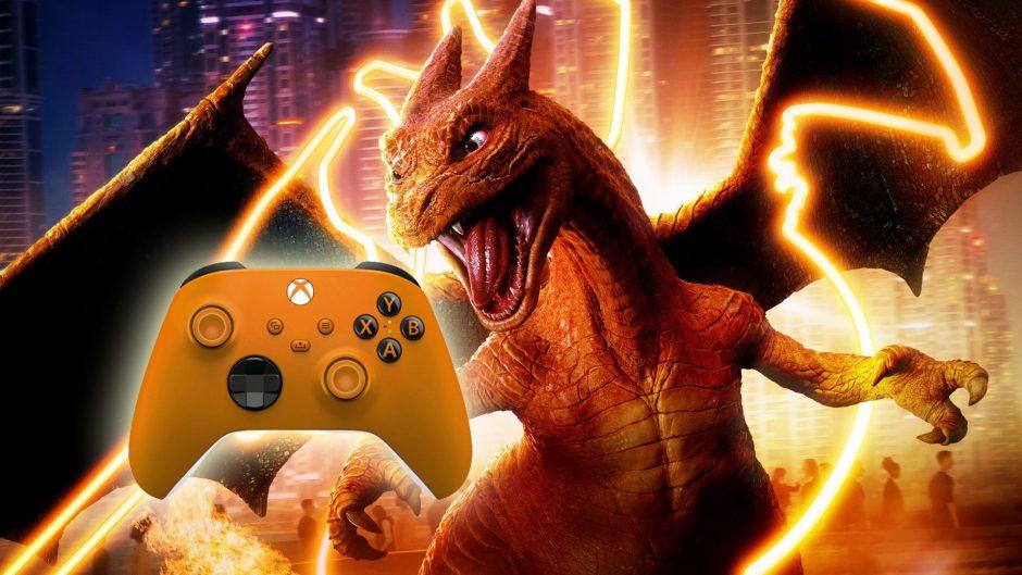No te pierdas este mando de Xbox personalizado con Pokemon gracias  a Xbox Design Lab