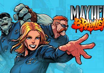 Primeras impresiones de Mayhem Brawler: un beat'em up a tener muy en cuenta