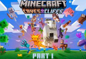 Minecraft 1.17 ya esta disponible en todas las plataformas